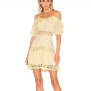 $148 NWT Free People   Cruel Intentions Lace Dress